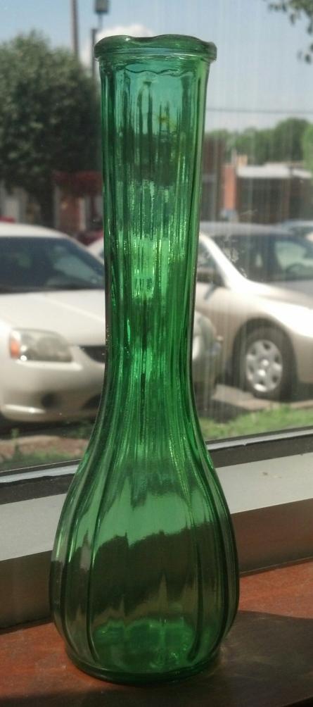 green-vase