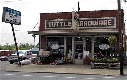 Tuttle Hardware