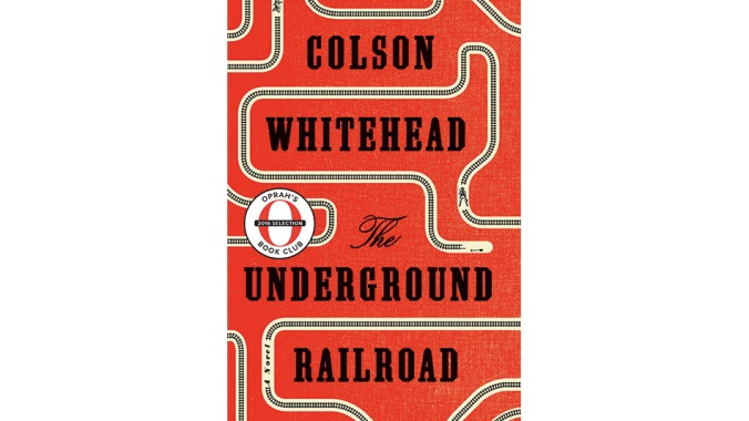 Book underground railroad