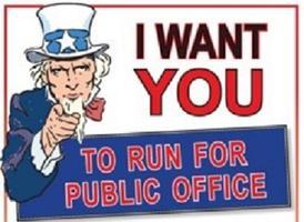 political running