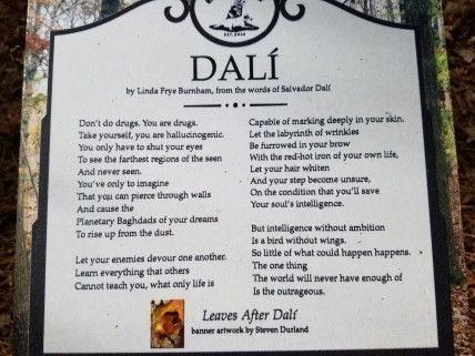 tour dali text