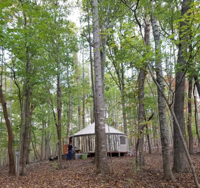 tour yurt