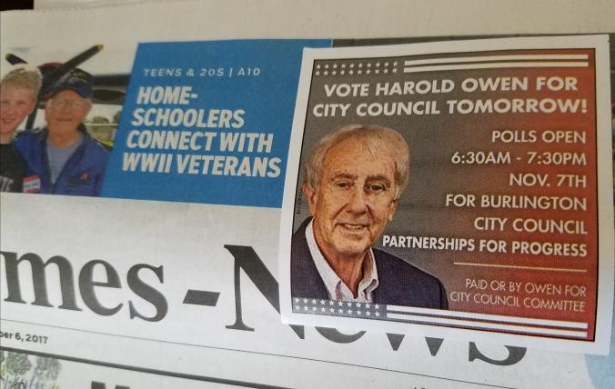 Harold ad