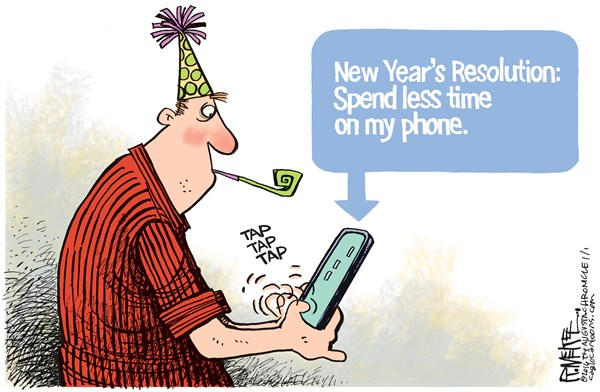 Resolution on phones