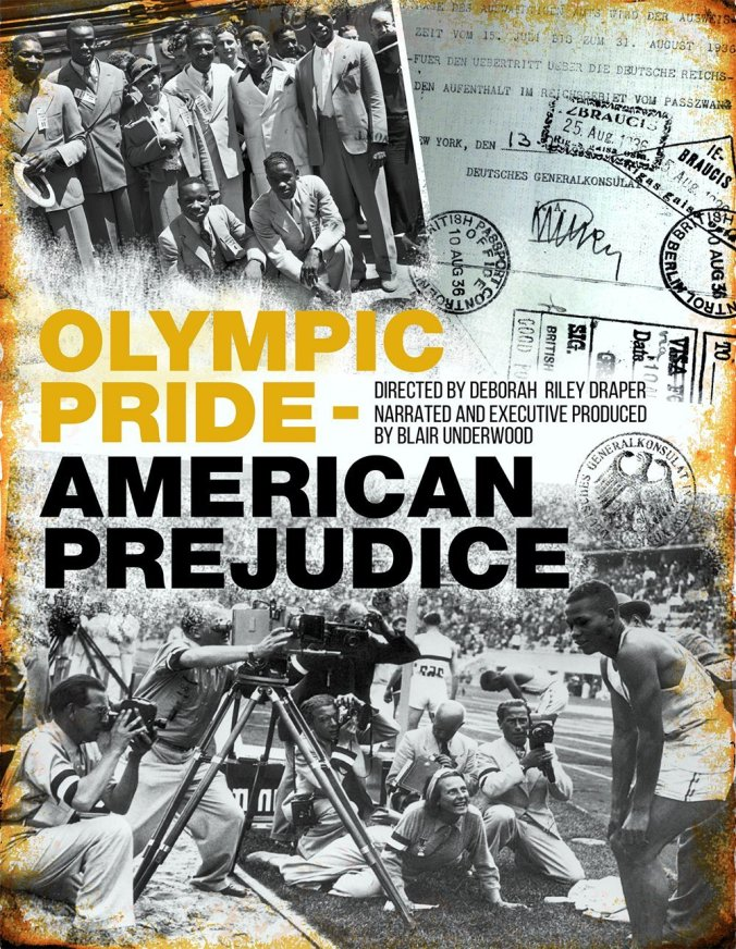Olympic Pride poster