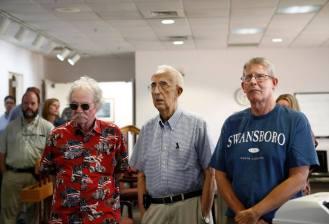 Don, jay and me at memorial