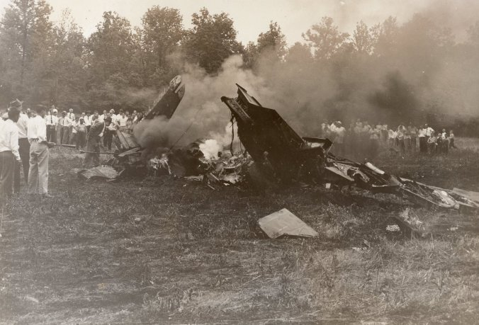 air show crash 1948