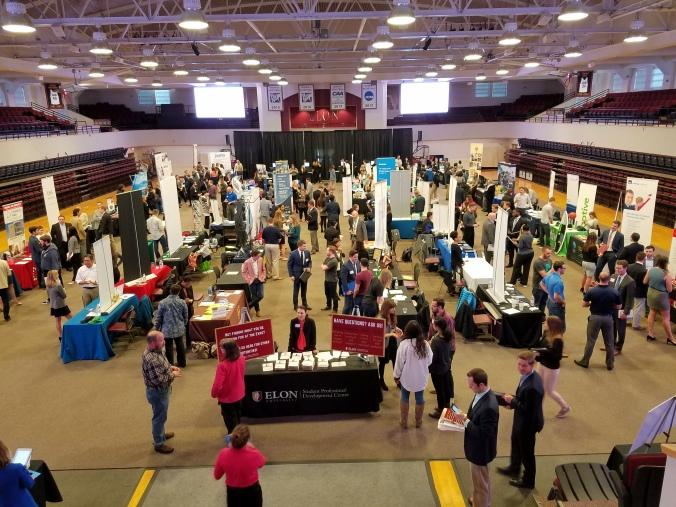 2018 Job fair