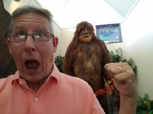 2018 Maine visit bigfoot