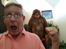 2018 Maine visit bigfoot