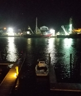 2018 Nighttime view in Beaufort
