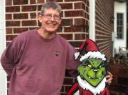 me and grinch