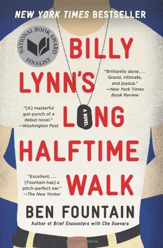 book billy lynn