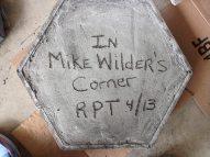 Mike 10 garden stone